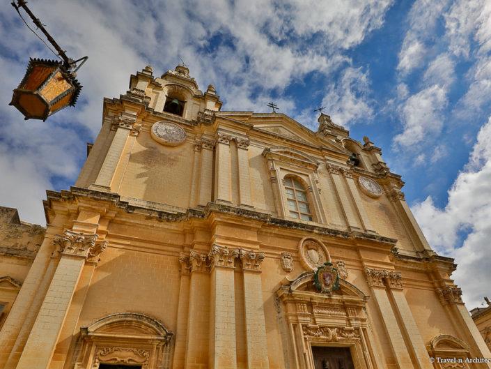 Malta II-Mdina-St Paul s Cathedral