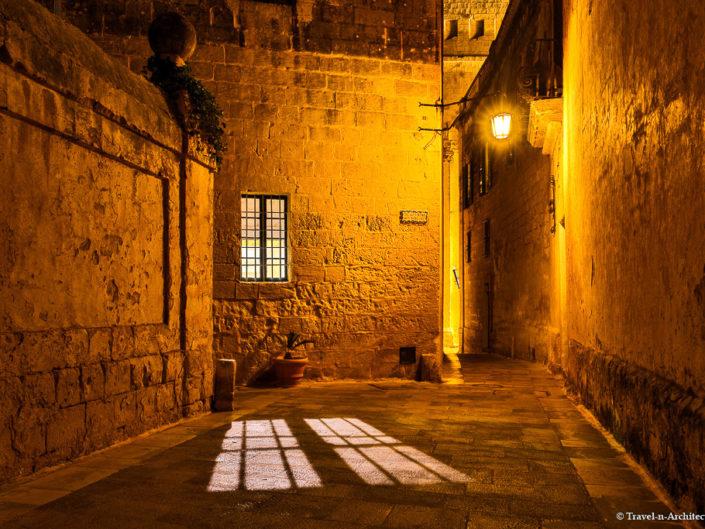 Malta II-Mdina-Evening