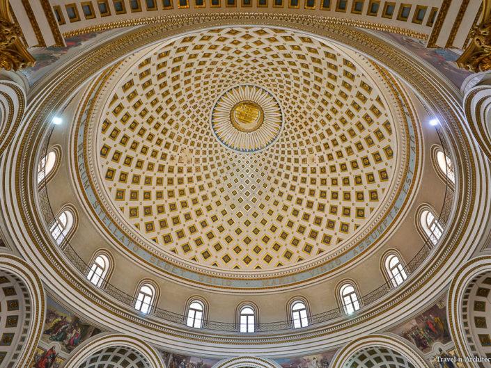 Malta II-The Rotunda of Mosta