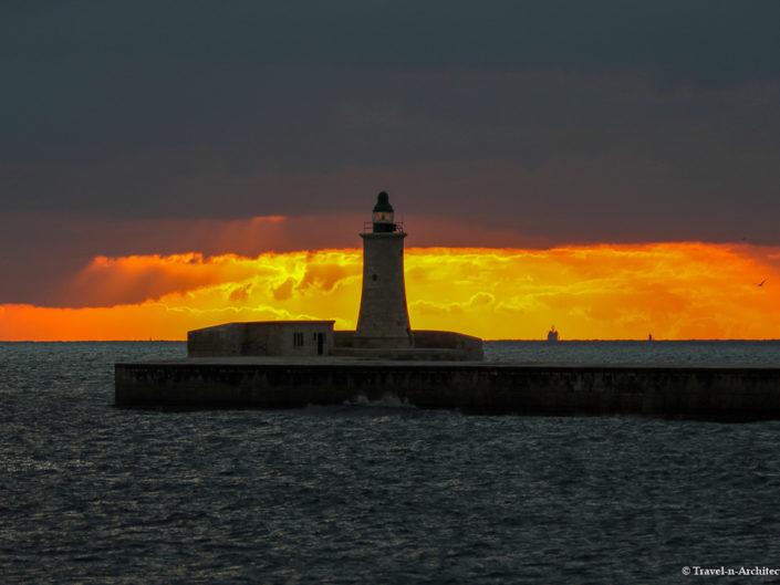 Malta II-Sunrises-Salt Fields-Harbour