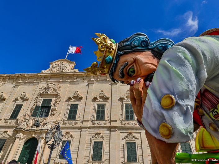 Malta II-Valletta-Carnival-Float Parade