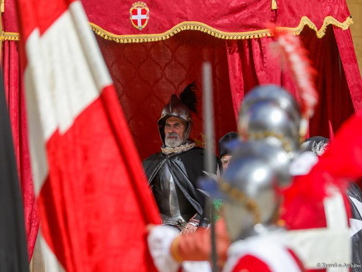 Malta II-Customs-Il Guardia Parade