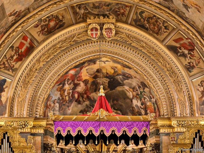 Malta II-Valletta-St John` s Co-Cathedral