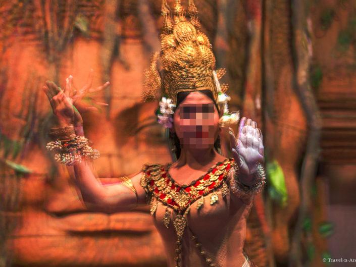 Cambodia – Apsara Dance Performance
