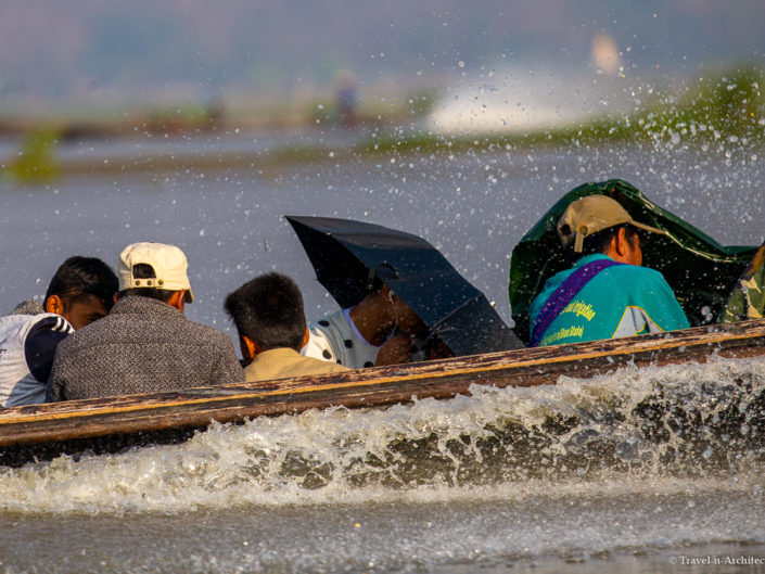 Myamar – Inle Lake – Activities of Locals