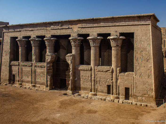 Egypt – Esna – The Temple of Khnum