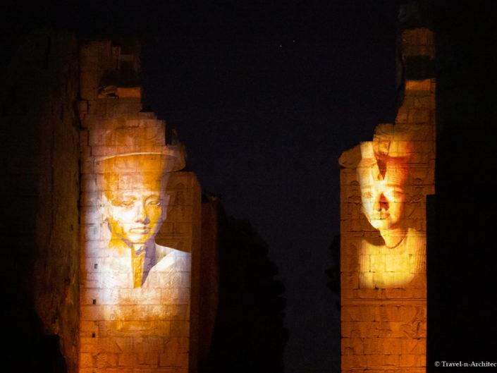 Egypt – Karnak Sound and Light Show
