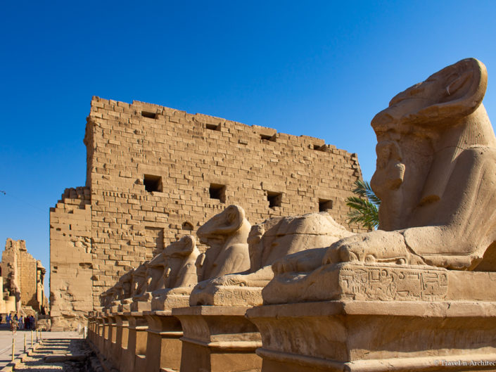 Egypt – The Karnak Temple Complex