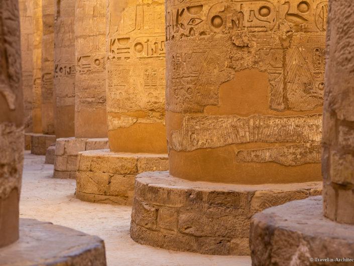 Egypt – Karnak – Temple of Amun – Day