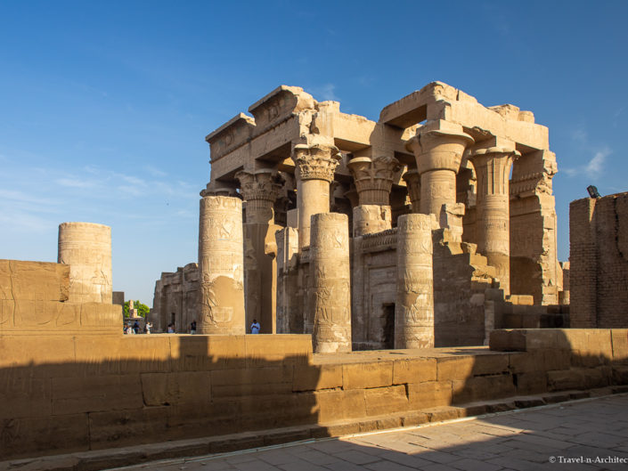 Egypt – Kom Ombo – The Dual Temple of Horus and Sobek