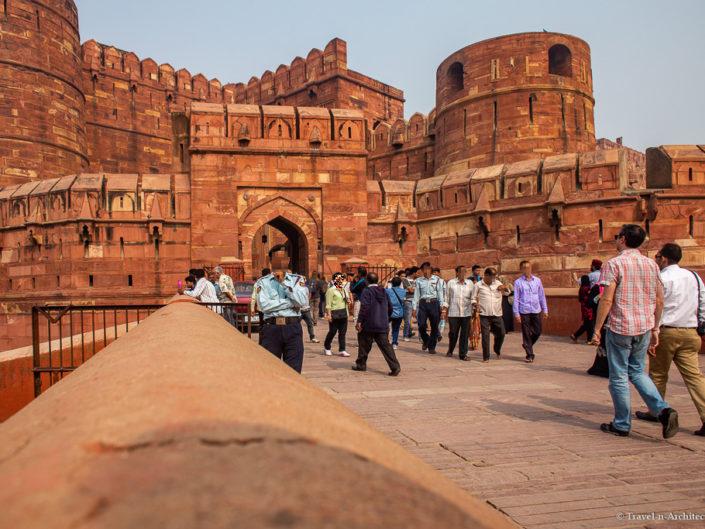 India II Gallery 06 – Agra Fort – Musamman Burj