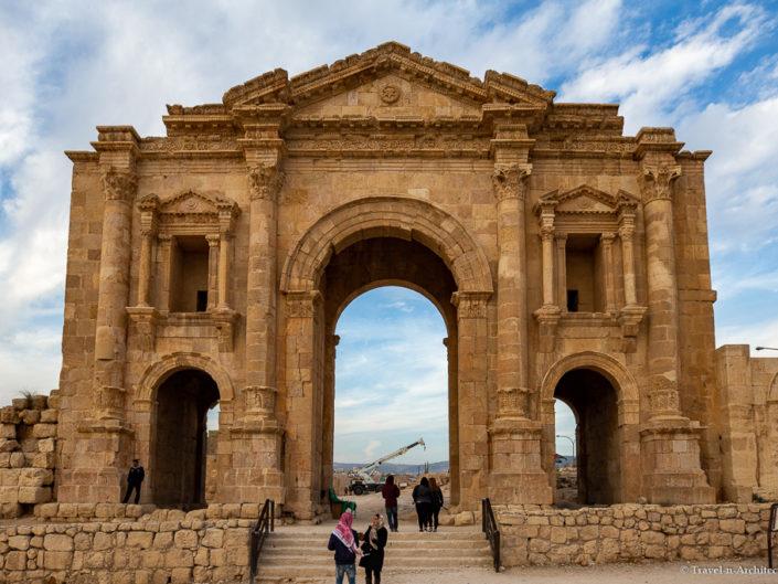 Jordan – Gallery 01 – The Greco-Roman City of Gerasa