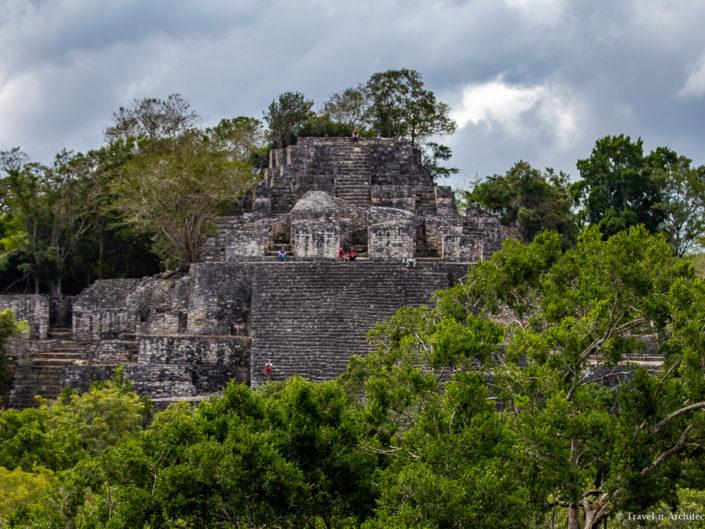 Mexico Gallery 10 – Calakmul – Maya Site