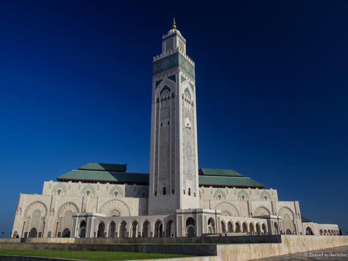 Morocco  Gallery 03 – Casablanca – Hassan II Mosque