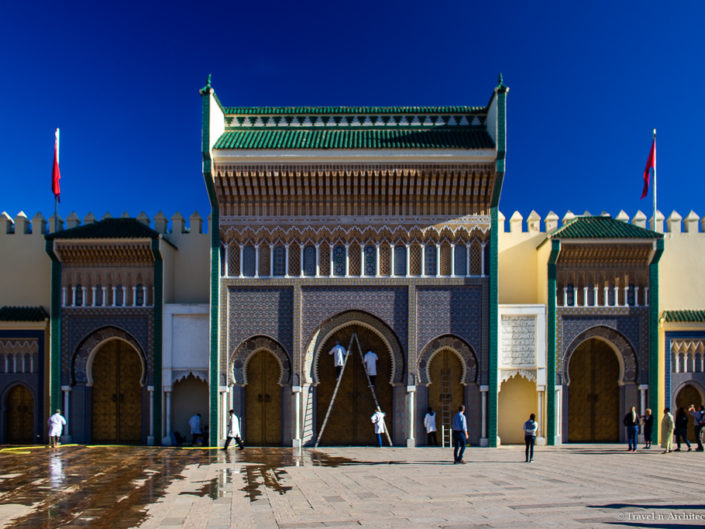 Morocco Gallery 06 – Meknes – The Royal Palace