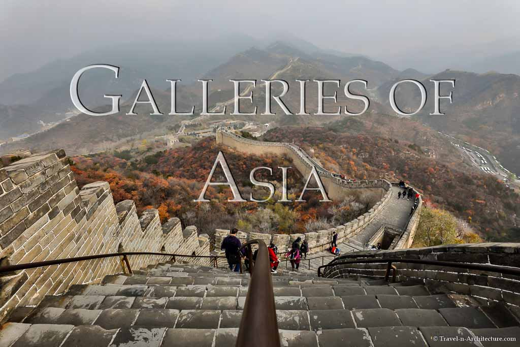 Travel-n-Architecture - Galleries of Asia