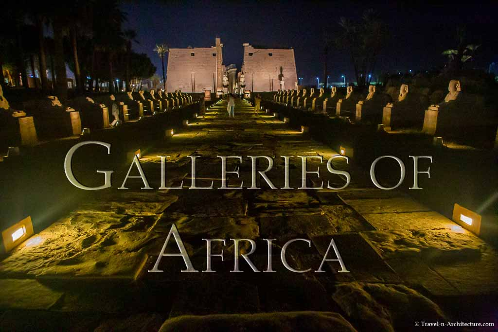 Travel-n-Architecture - Galleries of Africa