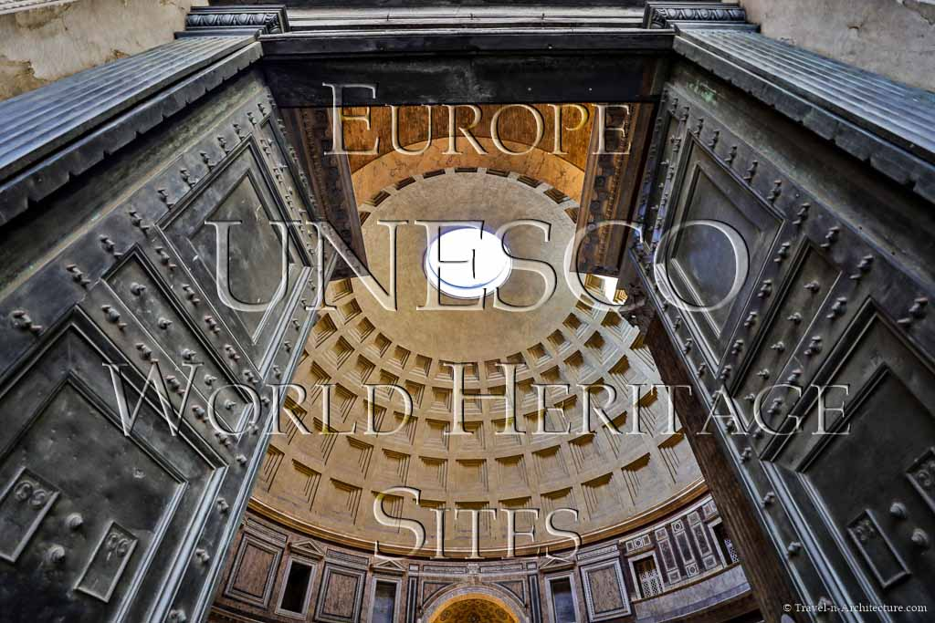 Travel-n-Architecture - Europe UNESCO World Heritage Sites