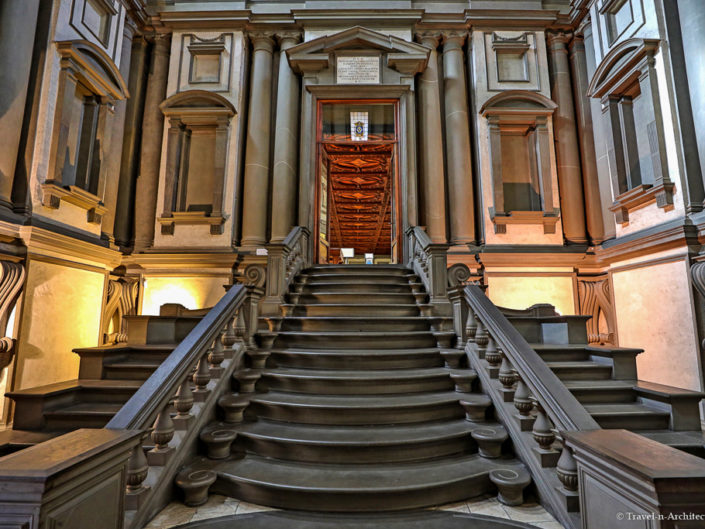 Italy-Florence-Biblioteca Medicea Laurenziana