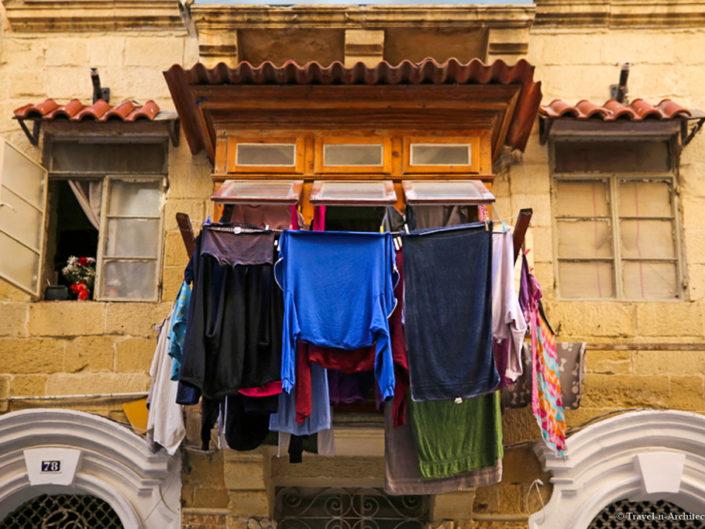 Malta-Valletta-Lovely Facade Details