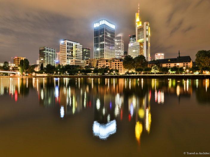 Frankfurt-Main-Mirror Images
