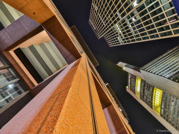 Frankfurt-Downtown-Skyscrapers II