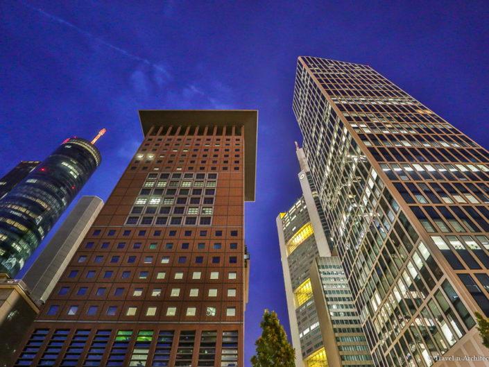 Frankfurt-Downtown-Skyscrapers I